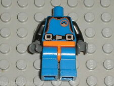 Buste jambes Personnage LEGO minifig legs - torso / Serie 1 / Deep Sea Diver