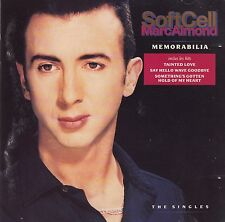 Soft Cell / Marc Almond ‎CD Memorabilia - The Singles - France (VG+/VG+)