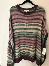 Vince Camino Oversized One Size Will Fit Anyone S-XL  Poncho. Super Cute!