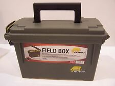 #B PLANO AMMO CAN FIELD BOX WATER RESISTANT LOCKABLE AMMUNITION STORAGE CASE NEW