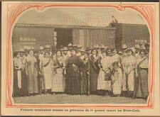 MEXICO FEMMES ARMEES ARMED WOWEN FOR WAE AGAINST USA IMAGE 1913