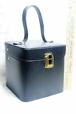 Vintage 1980's Vanity Toiletry, Make-Up or Cosmetic Case by Int'l Silver Co.