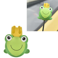 Cute Car Antenna Toppers Smiley Frog Aerial Ball Decor Topper Lovely