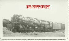 6G027 RP 1940/50s C&O CHESAPEAKE & OHIO RAILROAD ENGINE #1614 RUSSELL KY