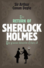 Arthur Conan Doyle The Return of Sherlock Holmes Very Good Book