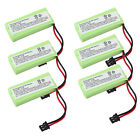 6x Cordless Home Phone Replacement Battery For Uniden BT-1002 BT1002 BBTG0734001