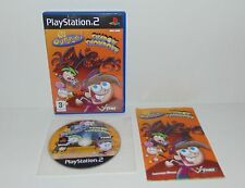 The Fairly Oddparents Odd Parents Shadow Showdown Playstation 2 PS2 PAL