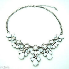 Women Bubble Necklace Bling Gorgeous Chain Bib Statement Chunky Necklace Gifts