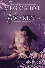 Abandon Book 3: Awaken by Cabot, Meg, Acceptable Book
