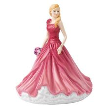 Royal Doulton Pretty Lady Figure All my Love Part of the Sentiments Range 2016