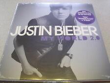 Justin Bieber - My World 2.0 - LP Vinyl // Neu & OVP // incl. MP3 Download