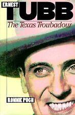 Ernest Tubb: The Texas Troubadour-ExLibrary