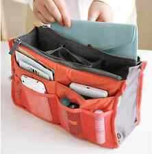 Multifunction Travel Double zipper Admission package Cosmetic Bag in Bag BG002