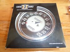 CUSTOM CHROME HARLEY DAVIDSON MPH  2.1 RATIO SPEEDO FOR MODELS  1947 AND UP NEW