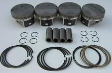 JDM NIPPON RACING FLOATING PRC ITR PISTONS TYPE R K20 DC5 HST Oversize 87mm NEW