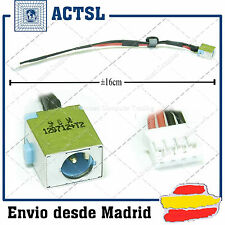 CONECTOR DC  Socket Jack Cable Packard Bell Easynote TM86 P5W50