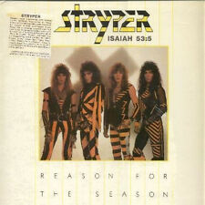 "Stryper - Reason for the Season 12"" (Enigma 1984) BRAND NEW CCM Christian metal"
