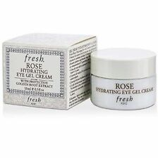 FRESH ROSE HYDRATING EYE GEL CREAM FULL SIZE .5 OUNCES NEW IN BOX AUTHENTIC