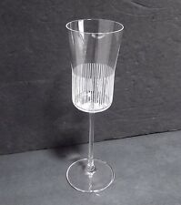 """Calvin Klein Angled Cut Wine Water Glass (s) 9-1/2"""""""
