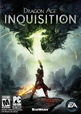 PC Dragon Age Inquisition Brand New Factory Sealed