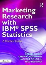 Investigación de marketing con IBM ® SPSS Estadística, Karine Charry