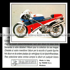 #pnsm93.059 ★ HONDA VFR 750 R RC 30 Sport Motorcycle ★ Panini Super Moto 93