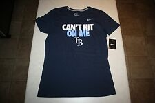 NWT Nike Women's Tampa Bay Rays Shirt - Size Large - Retails for $30!!!