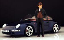 Ferdinand Porsche Figur für 1:18 UT 993 GT2 RWB VERY RARE!