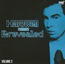Revealed, Vol. 2 by Hardwell (CD, Aug-2011, Cloud 9 Dance)