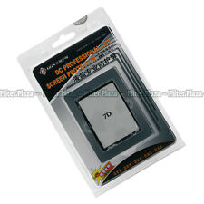 GGS Rigid Glass LCD Screen Protector For Canon EOS 7D