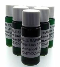 Angel Raphael Herbal Infused Botanical Incense Oil Prayer Love Joy