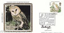 1986 Nature - Benham Small Silk - Signed by LORD FORTEVIOT