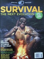 DISCOVERY SPECIAL MAGAZINE - SURVIVAL THE NEXT EVOLUTION (2015) NEW - FREE SHIP!