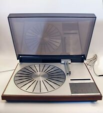 PLATINE VINYLE TURNTABLE BANG & OLUFSEN BEOGRAM 4002 - RCA - COMPLETE & WORKS