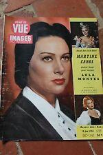 POINT DE VUE IMAGES 367 06/1955 ANNIVERSAIRE CAROL