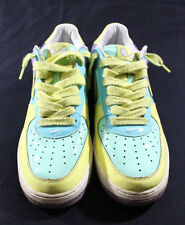 Nike Air Force 1 Easter Egg 11.5 Mint Frost Purple Low Premium Yellow 312945-37
