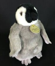 "Miyoni by Aurora 7"" Baby Penguin Stuffed Animal Beanie Plush Toy - Cute Plushie"