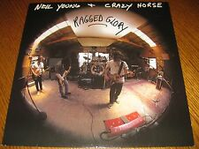 Neil Young + Crazy Horse-Ragged glory LP,Reprise Germany 1990,OIS,sehr rar,mint!