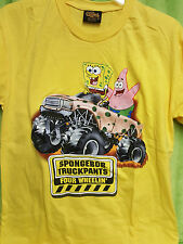 Spongebob Squarepants Patrick Truckpants Four Wheelin 4X4 Truck T Shirt Changes