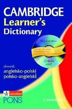 Cambridge Learner's Dictionary English-Polish: Angielsko-Polski (English and Pol