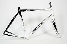 Telaio bicicletta corsa carbonio Scott CR1 PRO Usato 58 XL frame bike