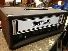 Hovercraft Caribou 50w MKII Stage IV spec KT88 classic white face black heavy!