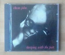 ELTON JOHN CD Sleeping With The Past (Incl Sacrifice) EX+