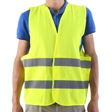 20 Piece Safety Vest High Visibility Reflective Jacket Security Waistcoat Hi-Vis