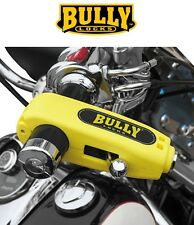 Bully Grip Lock Brake Lever YELLOW Security Anti Theft Scooter Moped Tomos GY6