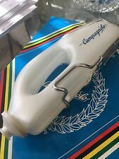 NOS Campagnolo Borracia Bicycle water bottle and cage New Old Stock NICE