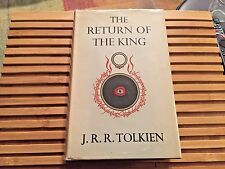 The Return Of The King, J.R.R. Tolkien (1955) U.K., *True 1st Edition*  *SIGNED*