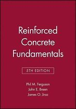 Reinforced Concrete Fundamentals, 5th Edition
