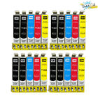 20PK New 126 T126 High Yield Ink for Epson Stylus NX330 NX430 WF435/545/630