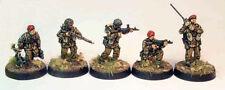 TQD BP3 20mm Diecast WWII British Paratrooper Infantry Set 1